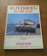 Concord 4001 : Blitzkrieg in the Gulf, Armor of the 100-Hour War by Yves Debay
