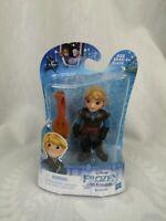 New Disney Frozen Little Kingdom Kristoff W/ Miniature Brown Lute
