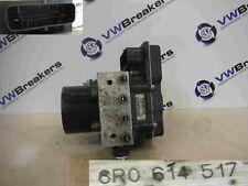 Volkswagen Polo 6R 2009-2015 ABS Pump Unit ECU 6R0907379AF