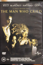 THE MAN WHO CRIED RARE DELETED DVD SALLY POTTER FILM JOHNNY DEPP CATE BLANCHETT