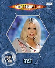 Rose (Doctor Who Files 2), Jacqueline Rayner