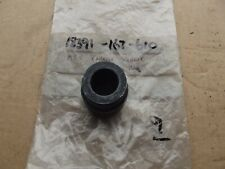 HONDA MT5 SILENCER TO FRONT PIPE  RUBBER GASKET 18391 167 610 NOS  9