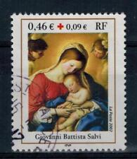 timbre France n° 3531 oblitéré année 2002
