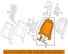 AUDI OEM 17-18 A4 Front Seat-Seat Back Frame Left 8S7881515B