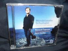 Mendelssohn / Schumann - Violin Concertos -Capucon / Mahler CO / Harding