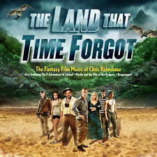 LOST TIME, MONDE PERDU (THE LAND THAT TIME FORGOT) - CHRIS RIDENHOUR (CD)