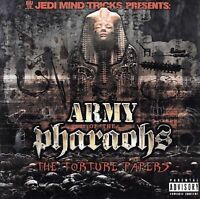 Army of the Pharaohs: The Torture Papers [PA] by Jedi Mind Tricks (Vinyl,...