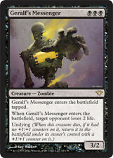 MTG X1: Geralf's Messenger, Dark Ascension, R, NM-Mint - FREE US SHIPPING!
