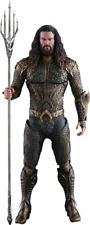 DC Justice League Jason Momoa AQUAMAN 1/6 Action Figure Hot Toys Sideshow MMS447