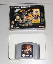 Nintendo 64 N64 KILLER INSTINCT GOLD - OTTIMO ITA PAL