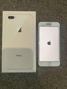 Apple iPhone 8 Plus 256GB Rose Gold Network Unlocked A1864 (CDMA + GSM)