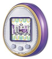 BANDAI Tamagotchi 4U Purple Electric Pet New from Japan Free Shipping
