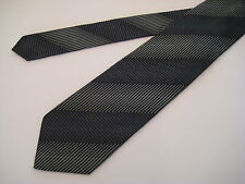 Berend DeWitt Italy 100% Silk Neck Tie - Blue/Slate/Black from Syd Jerome
