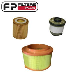 Wesfil Filter Kit - Ford Ranger 2.2L 3.2L T/Diesel PX WA5251 WCO161 WCF207