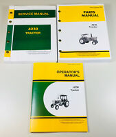 TECHNICAL SERVICE PARTS OPERATORS MANUAL FOR JOHN DEERE 4230 TRACTOR SHOP REPAIR