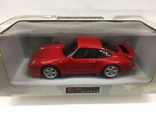 1:18 UTMODELS 27816 PORSCHE 911 CARRERA RS (993) RED