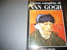Opera completa di Van Gogh Silvana Editoriale
