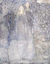 Mackintosh MacDonald Margaret The Silver Apples Of The Moon Print 11 x 14  #5972