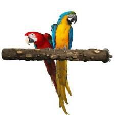 Bird Stand Perch Bird Scrub Stick Parrot Supplies Bird Grinding Claw Stick Ho3