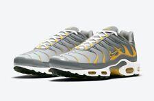 Nike Air Max Plus TN Grey Yellow Men's UK 7 EUR 41 (DD7111 001)