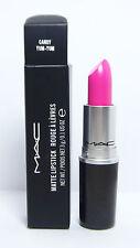 MAC Matte Lipstick - CANDY YUM YUM - 100% Authentic BNIB - Read Description