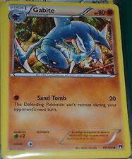Gabite # 69/122 XY Breakpoint Set Pokemon Trading Cards Break Point MINT