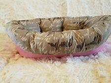 Corbeille chien ou chat Siesta Deluxe Ferplast  housse déhoussable et lavable