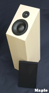 HEED ENIGMA SPEAKER -  Australian Stock - Come in Maple and Cherry Color