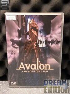 Avalon [dir. Mamou Oshii] (2001) Action, Drama, Fantasy [DEd] Polish Release