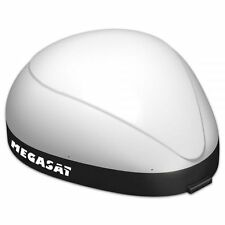 Megasat Campingman Kompakt vollautomatische Sat Satelliten Antenne System
