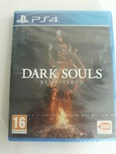 DARK SOULS REMASTERED PAL FRA PS4 NEUF SOUS BLSTER