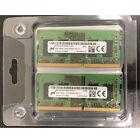 NEW PULL Micron 8GB Kit (2x4GB) PC4-3200AA DDR4 SODIMM Memory-MTA4ATF51264HZ-3G2