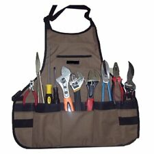 Thickening Waterproof Oxford Garden Tool Apron With Multi-pockets 24x23.6in