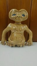 "Vintage  E.T. The Extra Terrestrial Ceramic Large 11"" Tall Figurine"