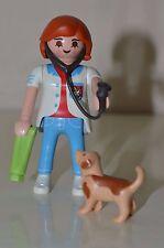 Playmobil Fi?ures Figures Series 2 Figure Vet Veterinarian, Dog, Stethoscope