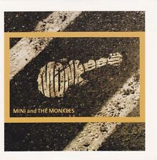 THE MONKEES and MINI RARE PROMO CD [8 TRACKS] 2002