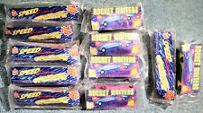 Wendy's Kids Meal Toys -  SPEED / ROCKET WRITERS  - Partial Mint Sets + Extras
