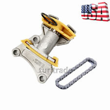 TIMING CHAIN TENSIONER, CAM TIMING CHAIN KIT 2PCS FOR VW JETTA 2.0T EOS AUDI A4