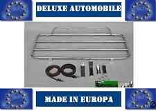 Portaequipajes Mazda MX5 NA Año fabricación 89 hasta 98 Acero inoxidable Correas