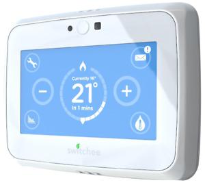 Switchee Wireless Modern Smart Thermostat T4885117 ( BRAND NEW )