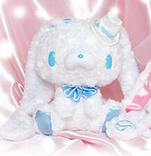General Purpose Rabbit White and Blue Bunny NEW