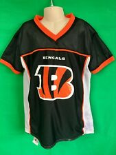 T207/205 NFL Cincinnati Bengals Authentic Youth Flag Football Jersey Youth M