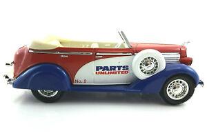 36 Dodge Convertible Sedan Car Liberty Classics Parts Unlimited Bank