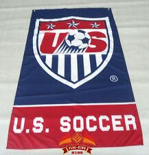 Equipo de EE. UU. bandera bandera de fútbol fútbol Bandera Fútbol Personalizado