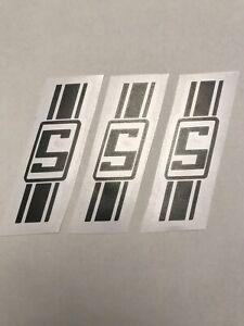"NEW Rear Wheel Decals Stickers For 20"" Schwinn Stingray Chopper OCC"