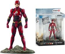 Flash Figurine Peinte à la Main Statue Super-Héros DC Comics Sets Schleich 22565