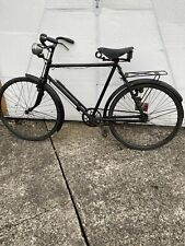 More details for vintage 1930s/40s gents hercules push rod brakes bicycle