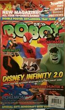 Robot Sweden Special Gift Minecraft Mob Guide Disney Infinity 2.0 FREE SHIPPING