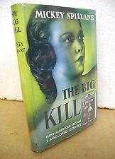 The Big Kill by Mickey Spillane 1952 HB/DJ *Signed*