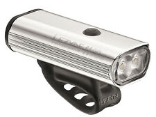 Lezyne Power Drive 1100XL Front Headlight Bike Bicycle Light Silver 1100 Lumen